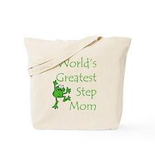 Greatest Stepmom Tote Bag
