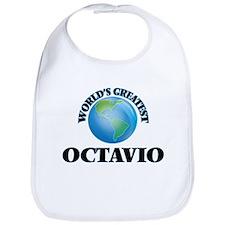 World's Greatest Octavio Bib