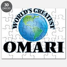 World's Greatest Omari Puzzle