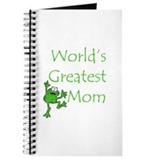 Greatest Mom Journal
