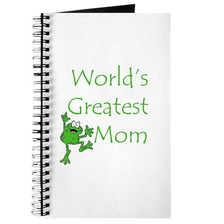 Greatest Mom Journal