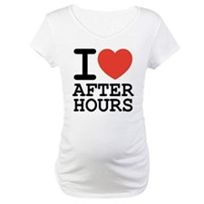 I Love After Hours Shirt