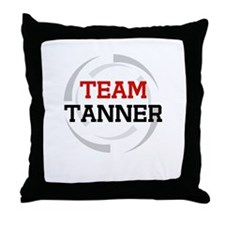Tanner Throw Pillow