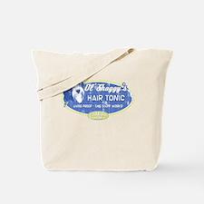 Ol Shaggy's Hair Tonic Tote Bag