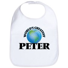 World's Greatest Peter Bib