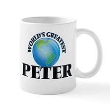 World's Greatest Peter Mugs