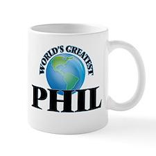 World's Greatest Phil Mugs