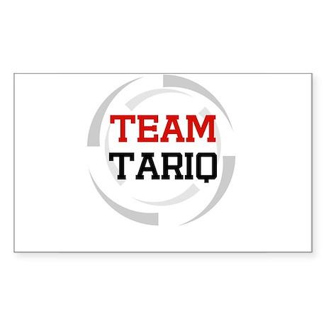 Tariq Rectangle Sticker