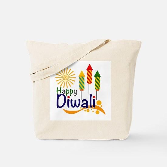 Diwali Tote Bag