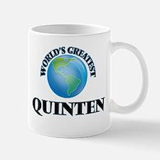 World's Greatest Quinten Mugs