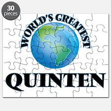 World's Greatest Quinten Puzzle