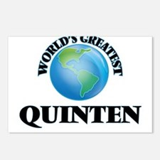 World's Greatest Quinten Postcards (Package of 8)