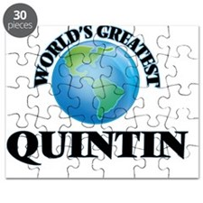 World's Greatest Quintin Puzzle