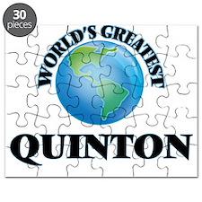 World's Greatest Quinton Puzzle