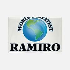 World's Greatest Ramiro Magnets