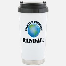 World's Greatest Randal Travel Mug