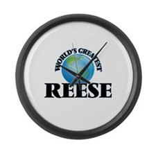 World's Greatest Reese Large Wall Clock