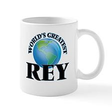 World's Greatest Rey Mugs
