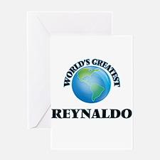 World's Greatest Reynaldo Greeting Cards