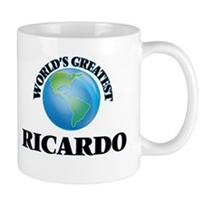 World's Greatest Ricardo Mugs