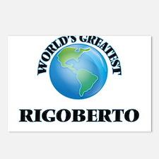 World's Greatest Rigobert Postcards (Package of 8)