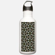 Chic Abstract Animal P Water Bottle