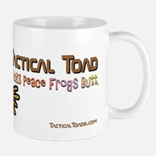 Tactical Toad Mug Mugs