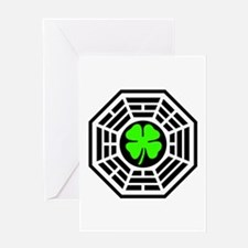 Cloverfield Station Greeting Card