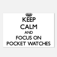 Keep Calm and focus on Po Postcards (Package of 8)