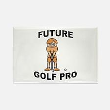 Future Golf Pro (Boy) Rectangle Magnet