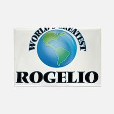 World's Greatest Rogelio Magnets