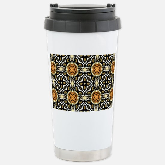 Chic Abstract Animal Pr Stainless Steel Travel Mug