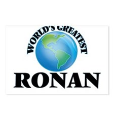 World's Greatest Ronan Postcards (Package of 8)
