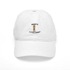 Daddy's Little Caddy (Boy) Baseball Cap