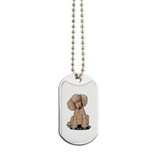 Sweet Chocolate Dog Tags