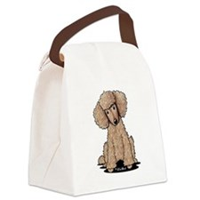 Sweet Chocolate Canvas Lunch Bag