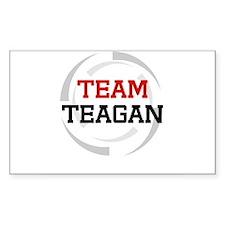Teagan Rectangle Decal