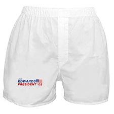 John Edwards for President Boxer Shorts