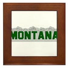 Montana Framed Tile