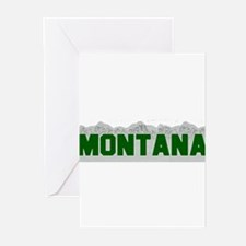 Montana Greeting Cards (Pk of 10)