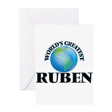 World's Greatest Ruben Greeting Cards