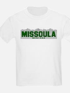 Missoula, Montana T-Shirt