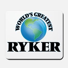 World's Greatest Ryker Mousepad