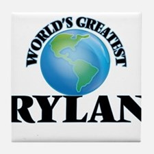 World's Greatest Rylan Tile Coaster