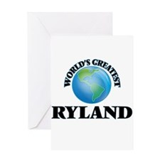 World's Greatest Ryland Greeting Cards