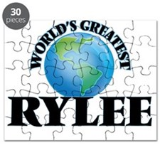 World's Greatest Rylee Puzzle