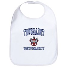 TOUSSAINT University Bib