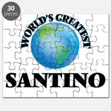 World's Greatest Santino Puzzle
