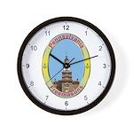 Pennsylvania Freemasons Wall Clock