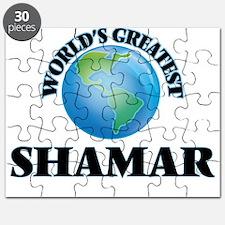 World's Greatest Shamar Puzzle